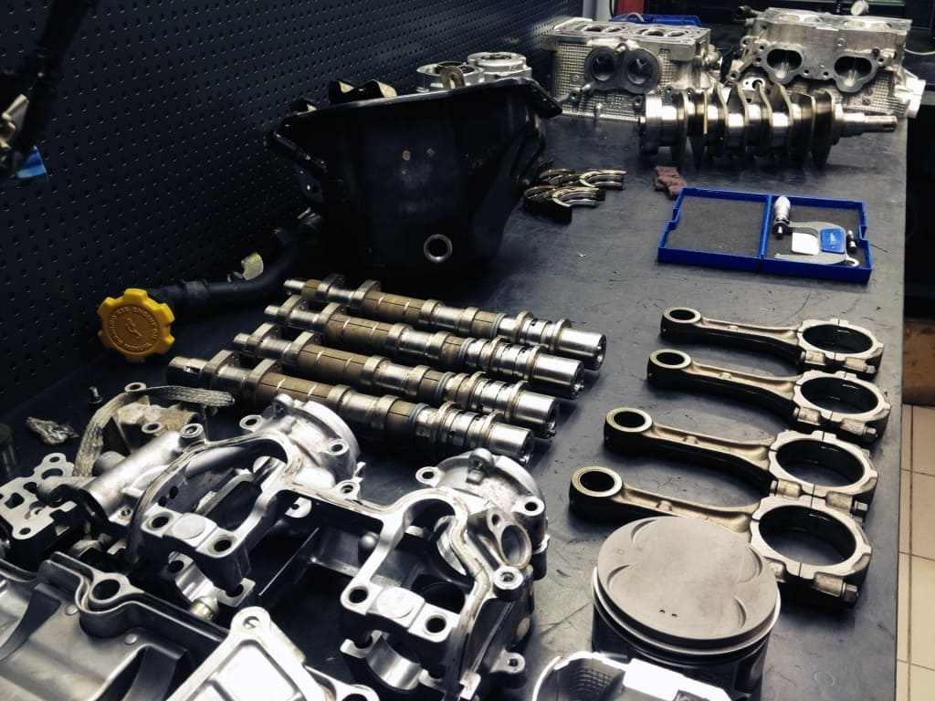 Капитальный ремонт двигателя Хендай в Тюмени