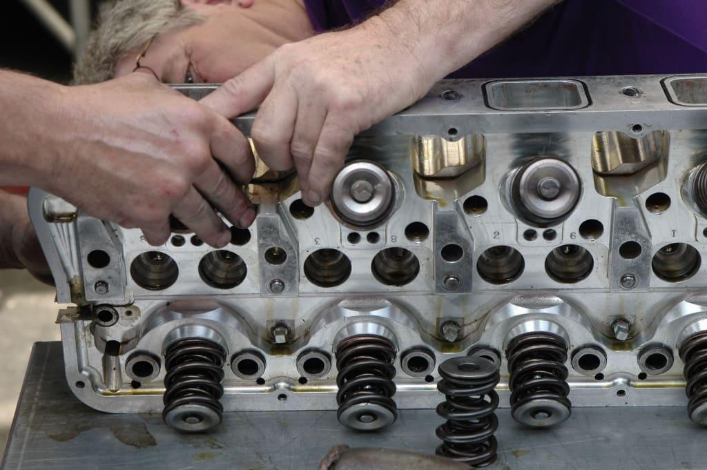 Переборка двигателя Хендай в Тюмени