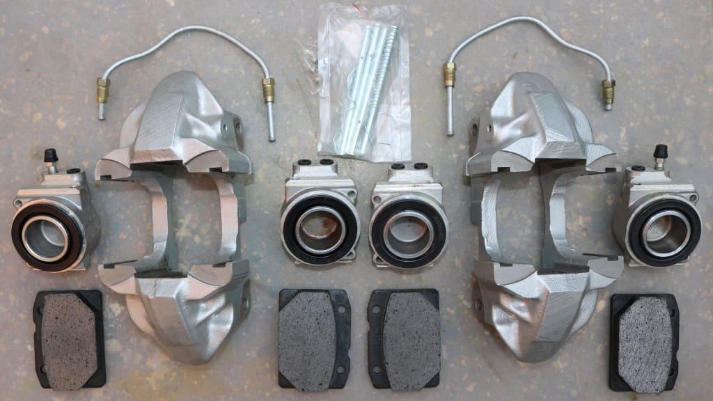 Ремонт и обслуживание тормозного суппорта Ссанг Йонг в Тюмени