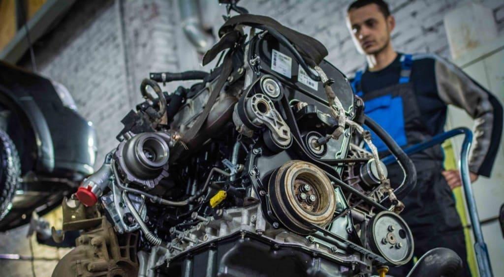 Замена двигателя Хендай в Тюмени