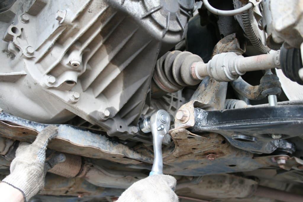 Замена масла в МКПП Ссанг Йонг в Тюмени