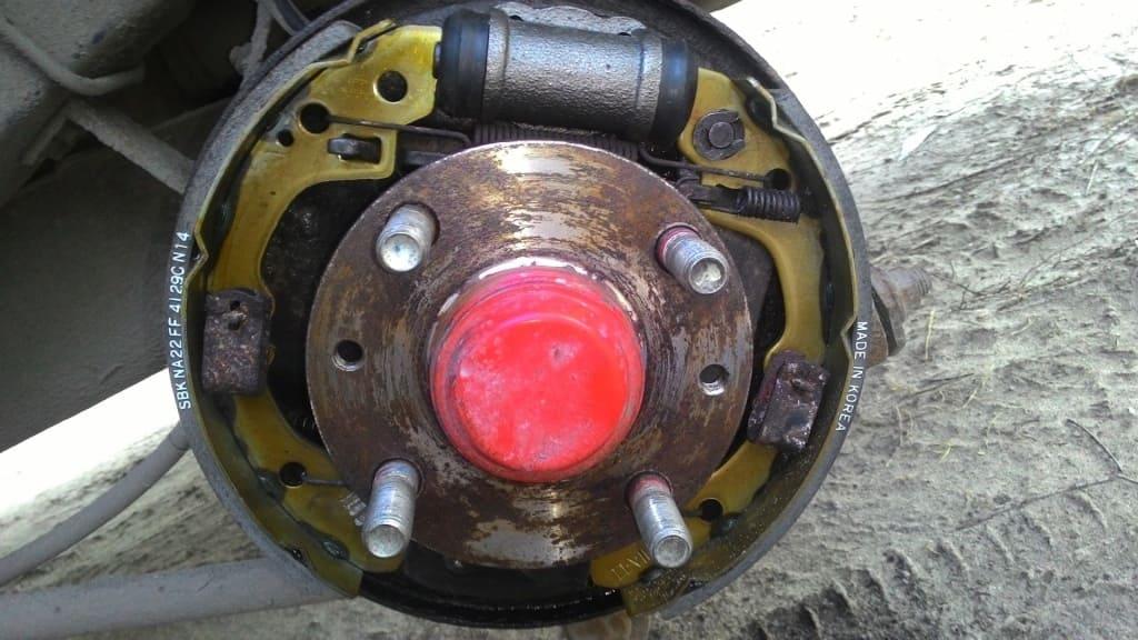 Замена тормозных цилиндров Ссанг Йонг в Тюмени
